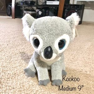 "Kookoo The Koala Medium 9"" Beanie Boo"